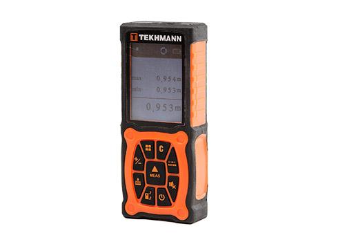 Лазерний вимірювач відстані Tekhmann TDM-100