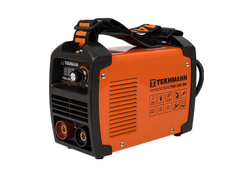 Зварювальний апарат Tekhmann TWI-260 MD